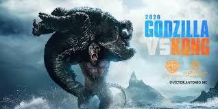 Godzilla VS King Kong ภาพยนตร์สัตว์ประหลาด พลังแห่งมโน ยักษ์ชนยักษ์