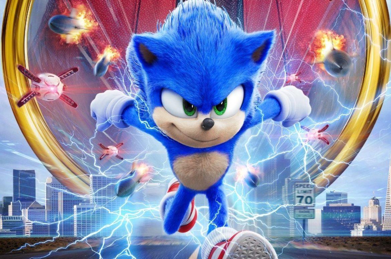 หนัง Sonic The Hedgehog เจ้าเม่นสายฟ้าตาโต มีพลังไฟฟ้าในการเคลื่อนไหวตัวเองได้