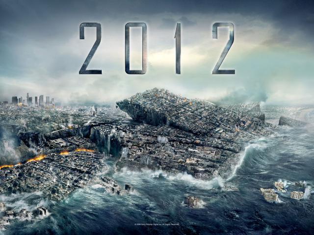 ภาพยนตร์เรื่อง 2012 วันสิ้นโลก เมื่อโลกถึงคราวอวสาน คอหนังไม่ควรพลาด