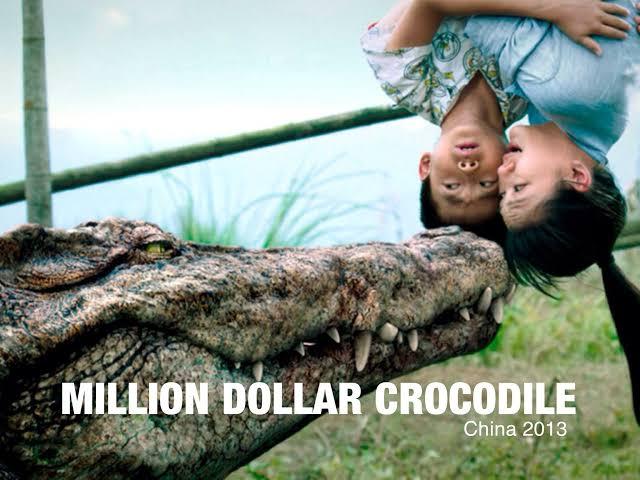 หนังจระเข้ Crocodile Million dollars