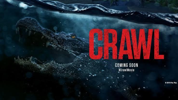 หนังจระเข้ Crawl