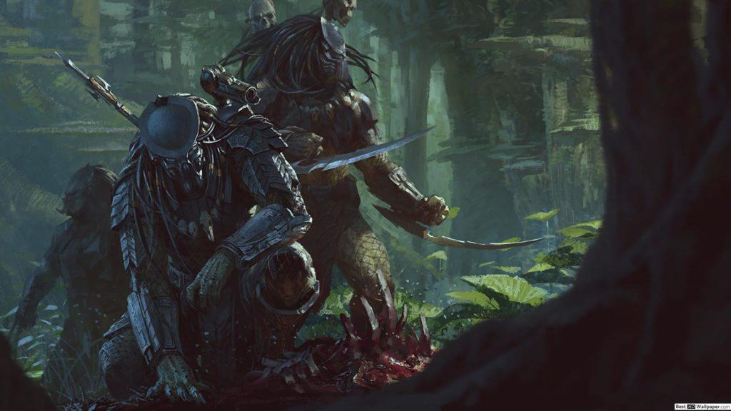รีวิว Aliens Vs Predator 1 เอเลี่ยน