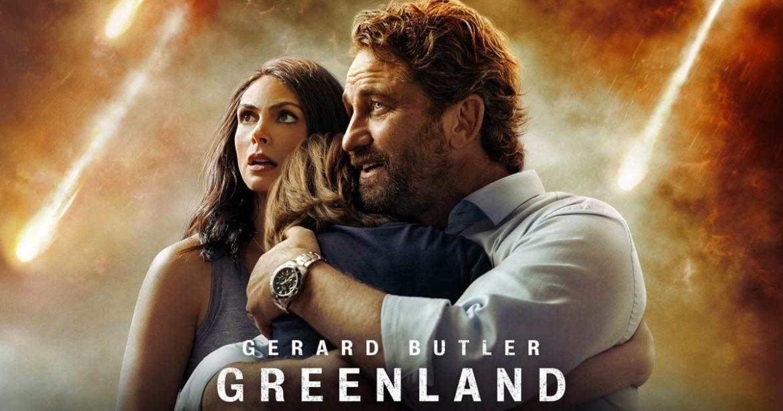 หนัง Greenland นาทีระทึก วันสิ้นโลก จะทำอย่างไรเมื่อวันสิ้นโลกกำลังจะมาถึง