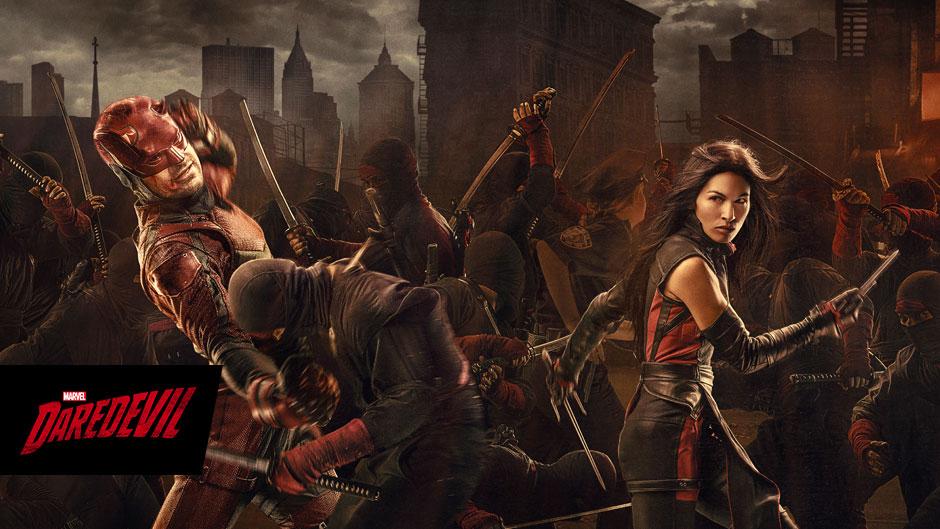 Marvel Daredevil ที่เหมาะสมและควรสร้างภาพยนตร์เดี่ยวของตัวละครในเรื่องเองบ้าง