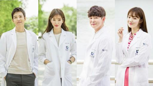 รีวิวซีรีส์เกาหลี Doctors