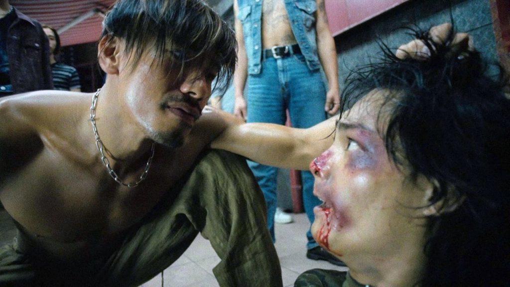"""หนัง Young and Dangerous ภาค 3-""""เฉิน ห้าว หนาน"""" หรือ """"เจิ้งอีเจี้ยน"""""""