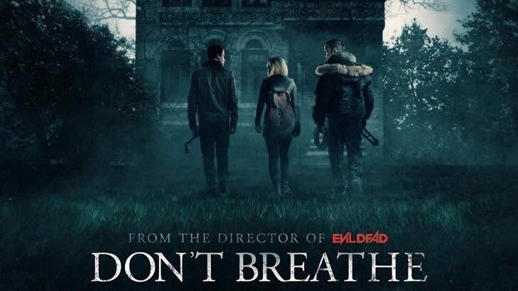 รีวิว Don't Breathe ลมหายใจสั่งตาย ถ้าไม่อยากตาย…ก็อย่าหายใจ