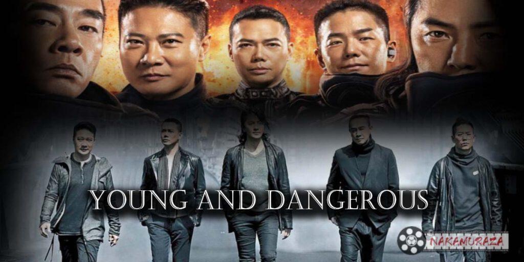 หนัง Young and Dangerous ภาค 5 (กู๋ หว่า ใจ๋) เป็นการพฉีกแนวที่แตกต่างจากภาค 4 หลักพอสมควร