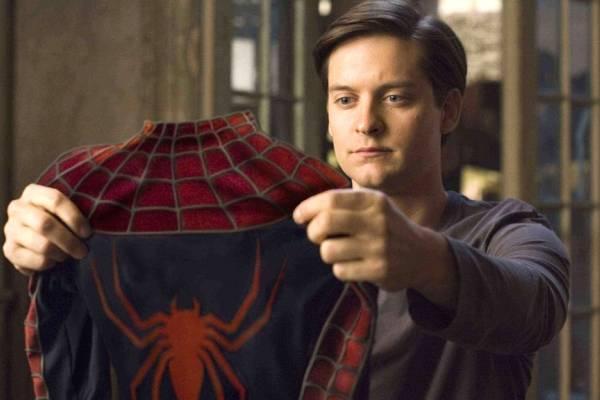 Spider-Man-ภาพยนตร์ซุปเปอร์ฮีโร่