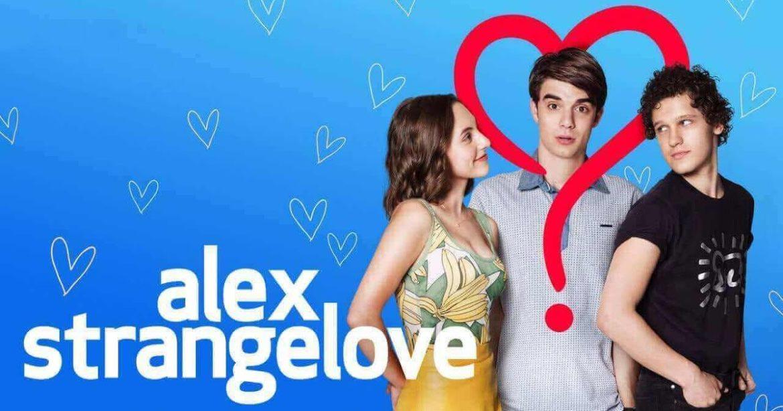หนัง Alex Strangelove รักพิลึกพิลั่นของอเล็กซ์ ชายหนุ่มสุดเพอร์เฟกต์ไม่ว่าจะเรื่องเรียน กีฬา