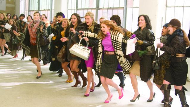 หนัง Confessions of  a Shopaholic เสน่ห์รักสาวนักช้อป