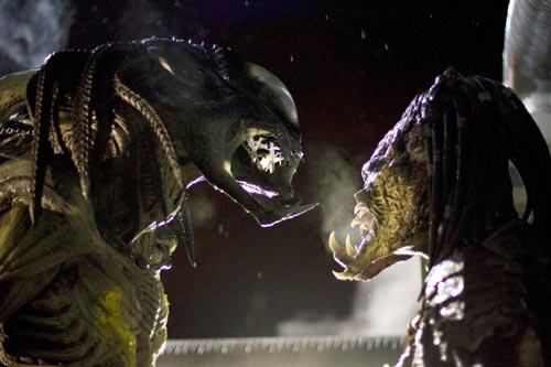 หนัง AVP Alien Vs  Predator ภาพยนตร์แนวสยองขวัญ