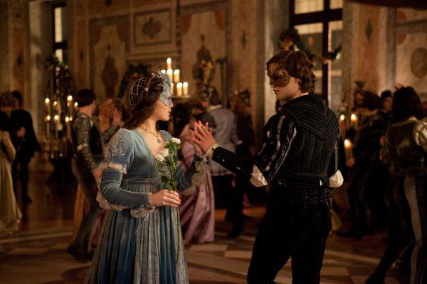 ภาพยนตร์เรื่อง romeo and juliet ที่อินไปกับความรักของทั้งคู่