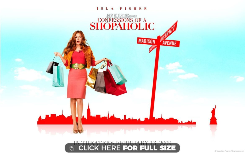 รีวิว หนัง Confessions of  a Shopaholic เสน่ห์รักสาวนักช้อปและเสพติดการซื้อเสื้อผ้า