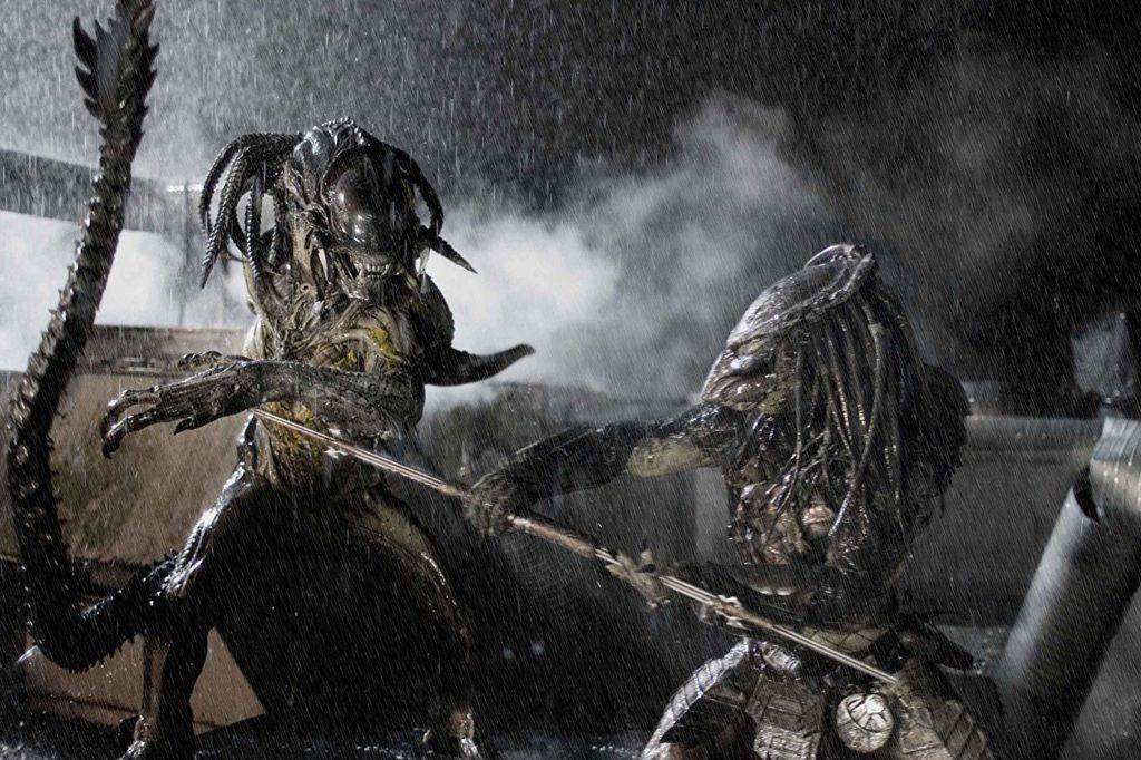 หนัง AVP Alien Vs Predator เอเลียน ปะทะ พรีเดเตอร์