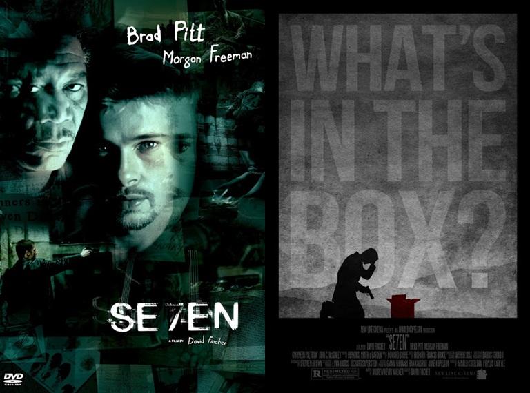บาปทั้ง 7 ที่อยู่ในรูปแบบคดีฆ่าตกรรมสุดสยองที่ไร้ซึ่งการคาดเดาไปกับ ภาพยนต์ SE7EN