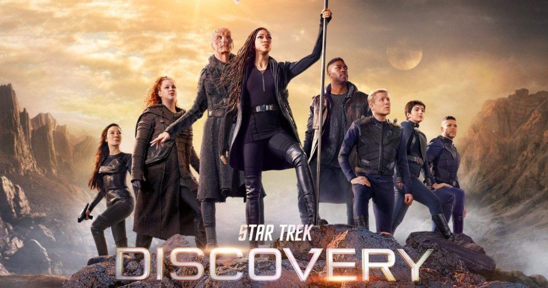 ซีรีส์ชุด Star Trek ล่าสุดที่เพิ่งจะออกอากาศไป Star Trek Discovery การกลับมาของซีซั่นที่ 3