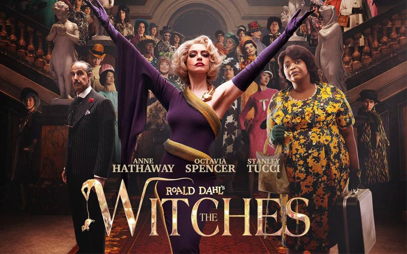 ภาพยนตร์ The Witches แม่มดของโรอัลด์ ดาห์ล สร้างความบันเทิงให้ผู้ชมทั้งเด็กและผู้ใหญ่