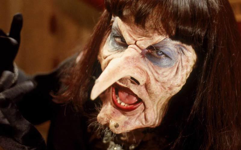 ภาพยนตร์ The Witches-คุณยายก็ถูกสาปเป็นหนู