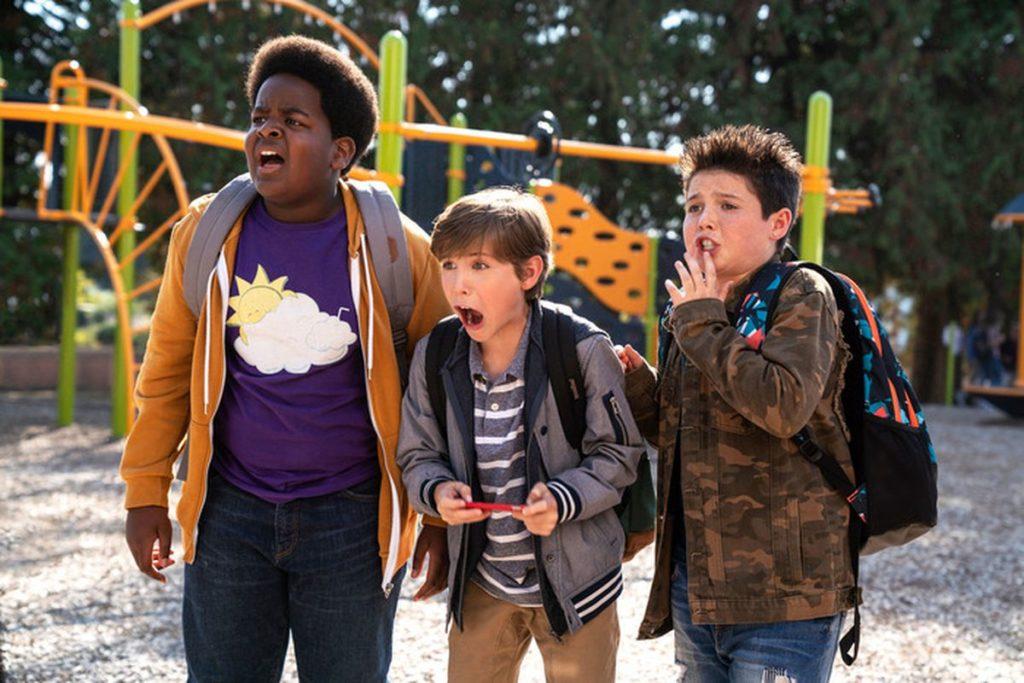 วีรกรรมสสดจะคิดได้อย่าง ภาพยนต์ Good Boys เด็กดีที่ไหน