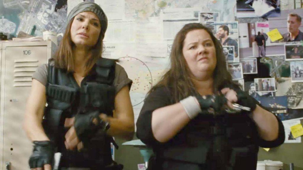 รีวิวคู่หูตำรวจสุดฮา หนัง The Heat