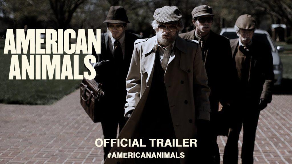 หนัง American Animals