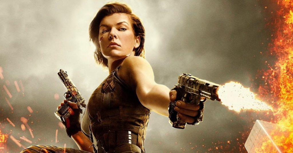 ภาพยนตร์ Resident Evil เวอร์ชั่นใหม่
