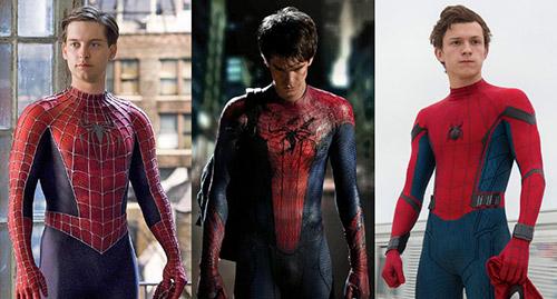 หนัง Spider Man-1-3