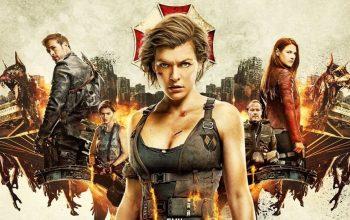 ภาพยนตร์ Resident Evil