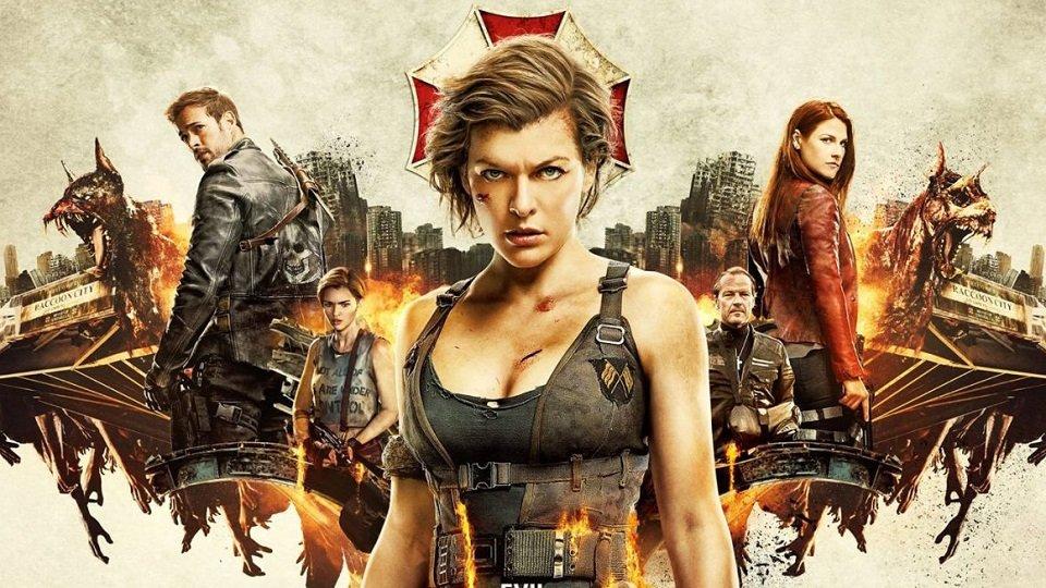 มิลา โยโยวิช นางเอกสาวพร้อมร่วมงานใน ภาพยนตร์ Resident Evil ทุกเมื่อหากทุกคนต้องการ