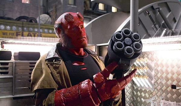 การนำ Hellboy ไปรีบูตสร้างใหม่