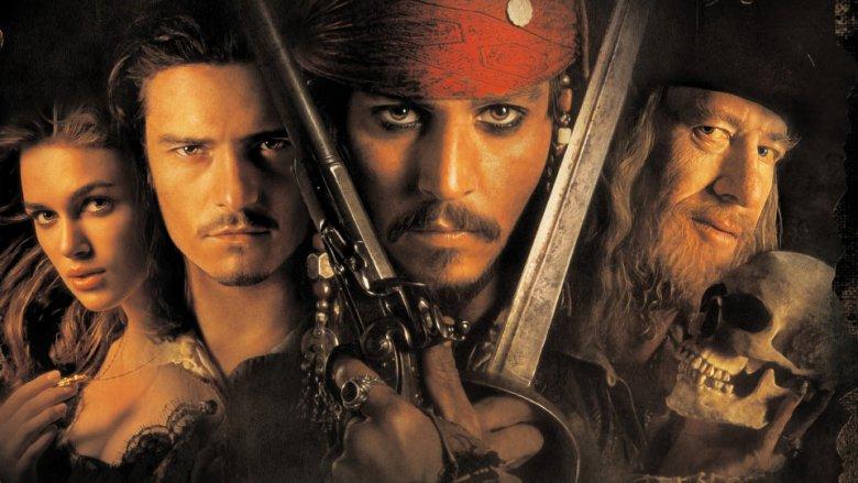 รีวิว หนัง Pirates of Carribean ภาพยนตร์ฟอร์มยักษ์ กัปตันแจ็ค สแปโรว์ ตัวเอกมาดร้าย