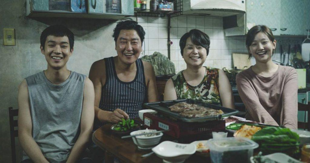 หนังสะท้อนสังคมของเกาหลี Parasite ชนชั้นปรสิต