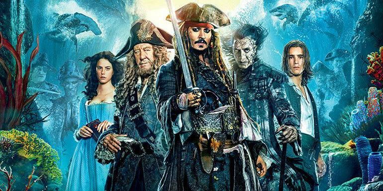 รีวิว หนัง Pirates of Carribean ภาพยนตร์ฟอร์มยักษ์