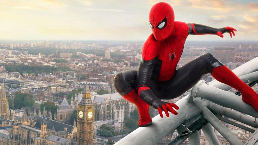 หนัง Spider Man-ของทาง MCU