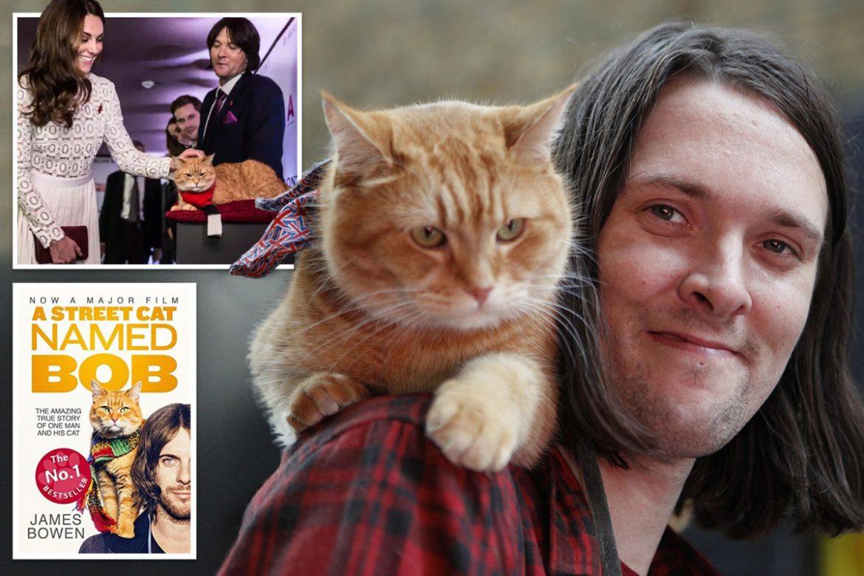 จากชายติดยาคนเร่ร่อนในกรุงลอนดอนกับแมว สู่ภาพยนตร์ชื่อดัง เจมส์ โบเวน
