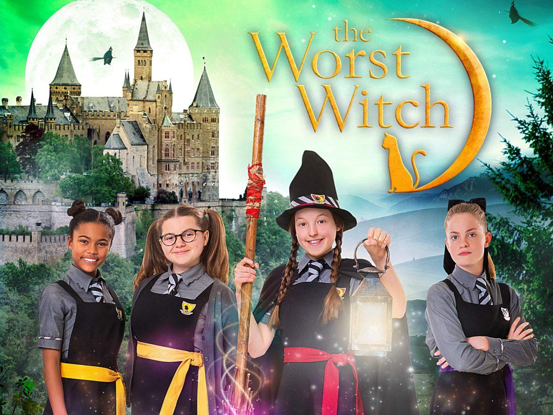 ซีรีย์เบาสมองและเหมาะสำหรับฝึกภาษาอังกฤษเรื่อง The Worst Witch
