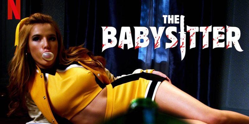 ชวนดูหนังเลือดสาดหรือแนวซาดิส เดอะ เบบี้ซิตเตอร์ The Babysitters 2017
