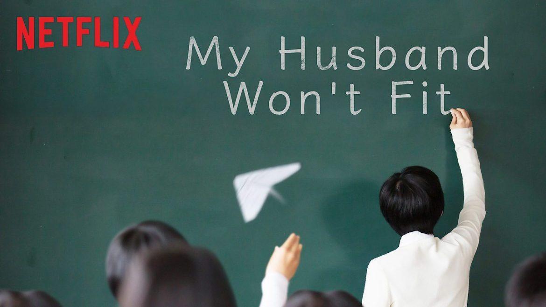 รีวิวซีรีส์ญี่ปุ่น My Husband Won't Fit  ซีรีส์ แนว 18+ ที่มีทั้งหมด 10 ตอน