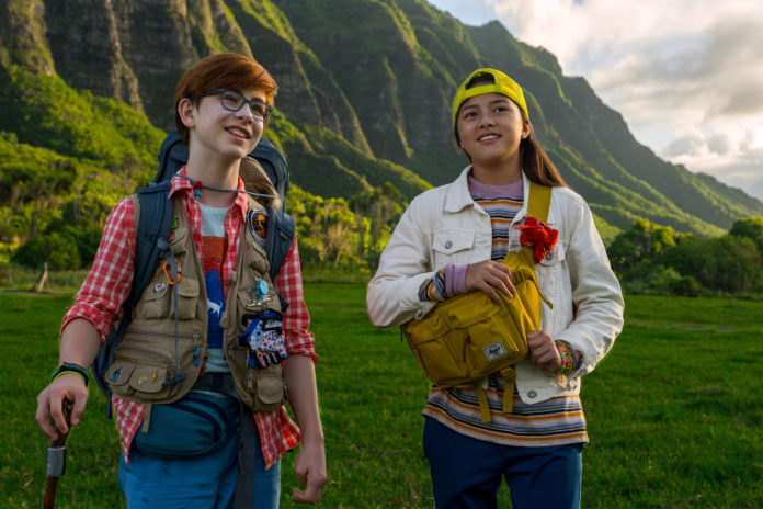 Finding 'Ohana ผจญภัยใจอะโลฮา จาก Netflix