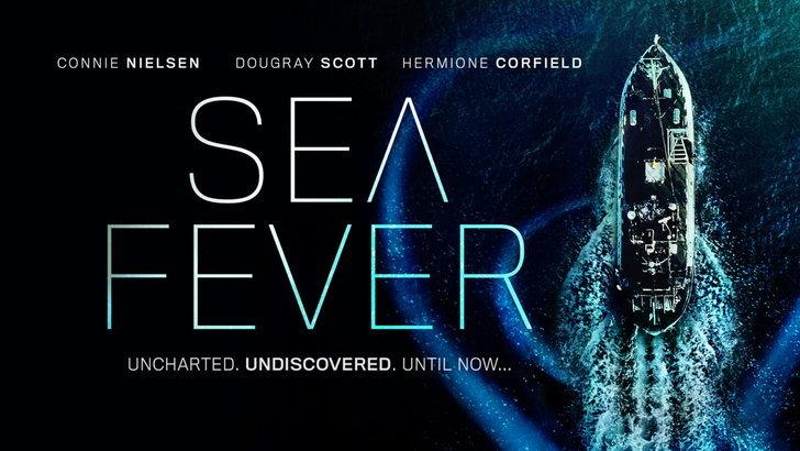 หนัง Sea Fever สัตว์ประหลาดคราบปรสิต การระบาดครั้งใหม่จากใต้สมุทร
