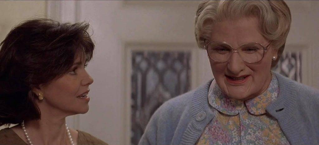 หนัง Mrs.Doubtfire