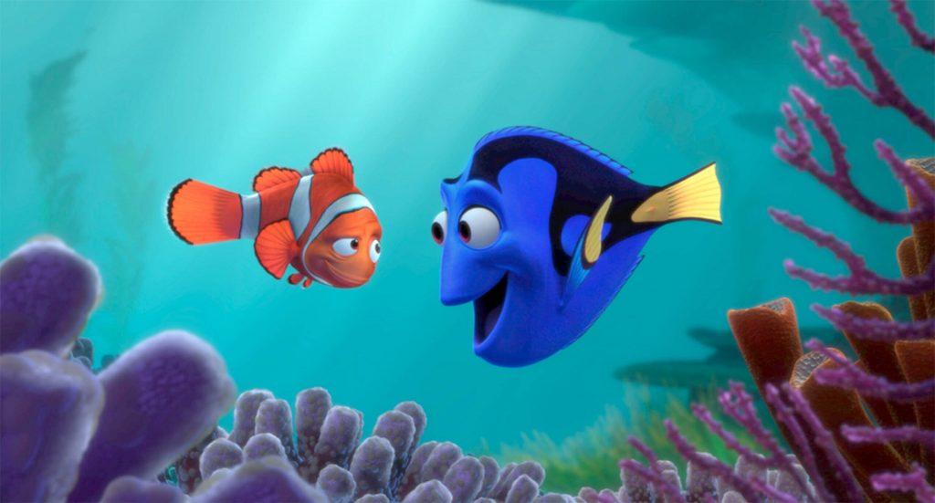 การ์ตูนอดิเมชั่น นีโม่ปลาเล็กหัวใจโต๊ โต แนวแฟนตาซี
