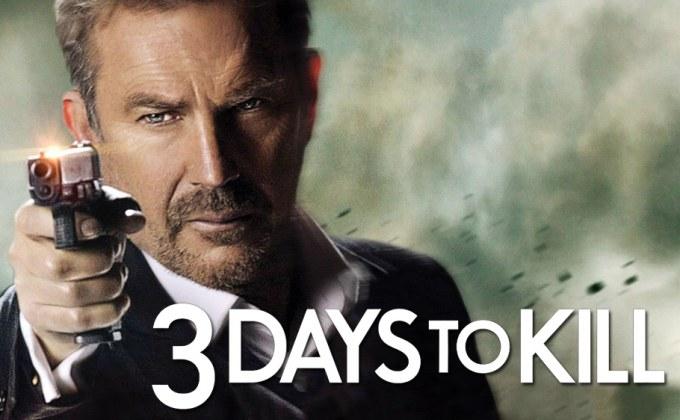 3 DAY TO KILL