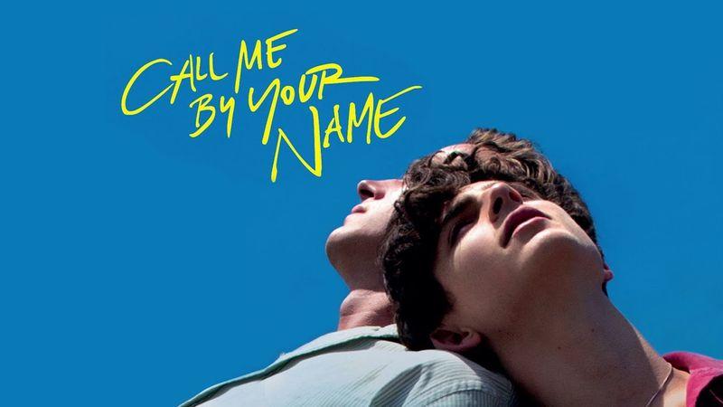 หนังรัก ใน Netflix - Call Me By Your Name